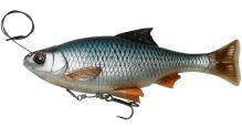 Savage Gear Gumová Nástraha 4D Line Thru Pulse Tail Roach Roach - 18 cm 90 g