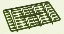 Extra Carp zarážky pellet holder Zelená-21mm