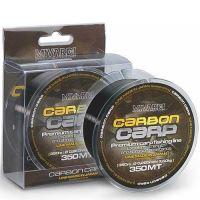 Mivardi Vlasec Carbon Carp 350 m - Priemer 0,38 mm / Nosnosť 14,6 kg