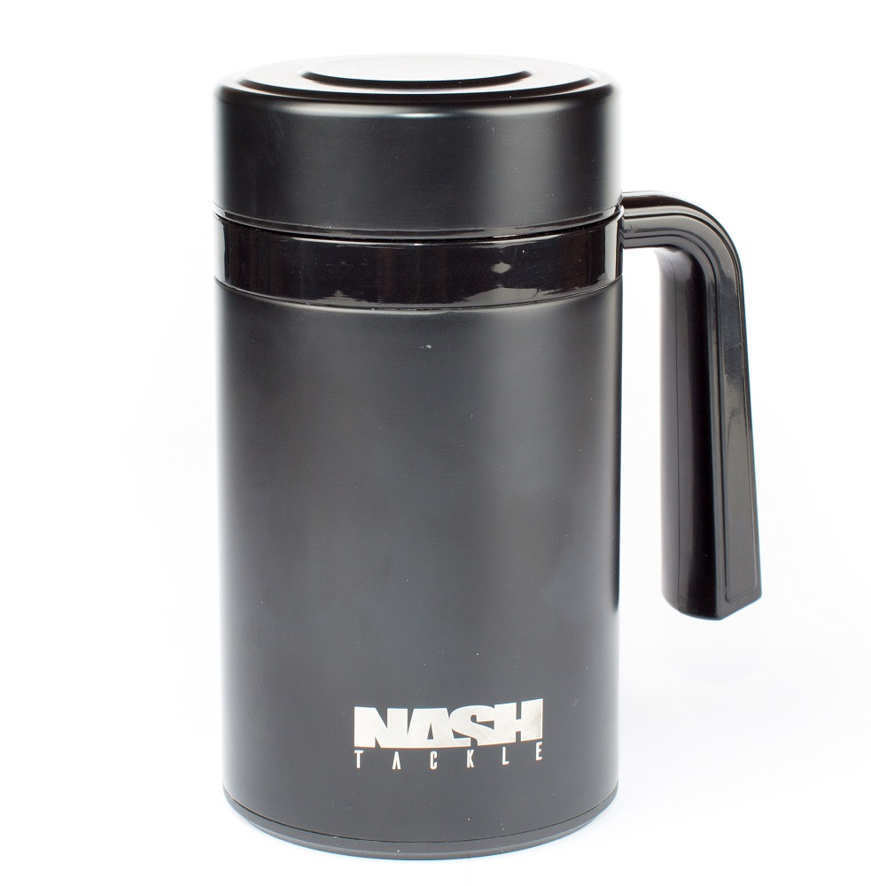 Nash termo hrnček tackle thermal mug 600 ml