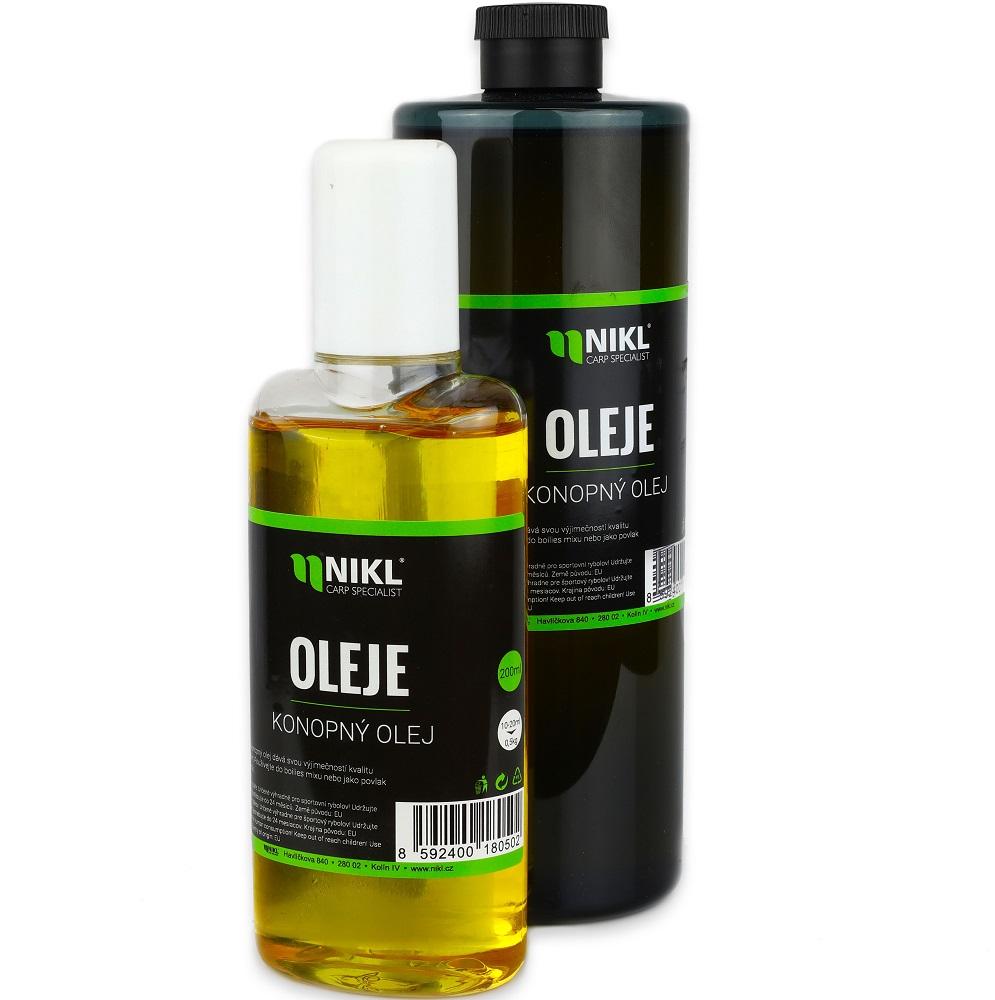 Nikl olej konopný-500 ml