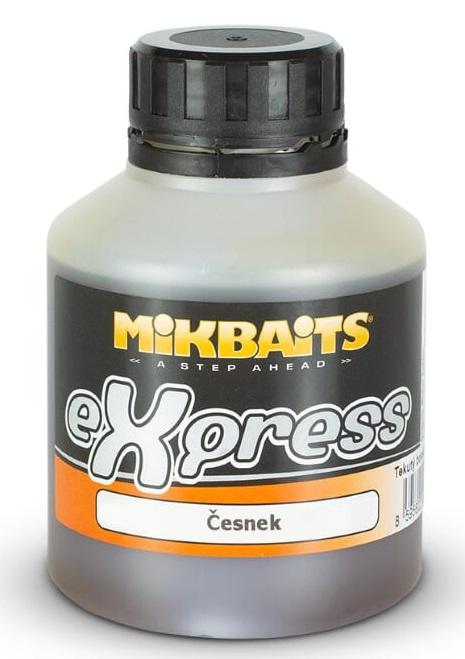 Mikbaits booster express cesnak 250 ml