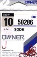 Owner háčik  s lopatkou 50286-Veľkosť 10 / 15ks