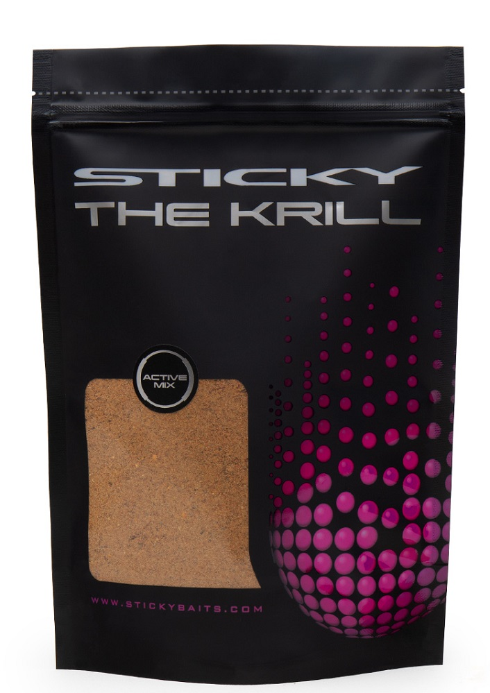 Sticky baits the krill active mix method mix-900 g