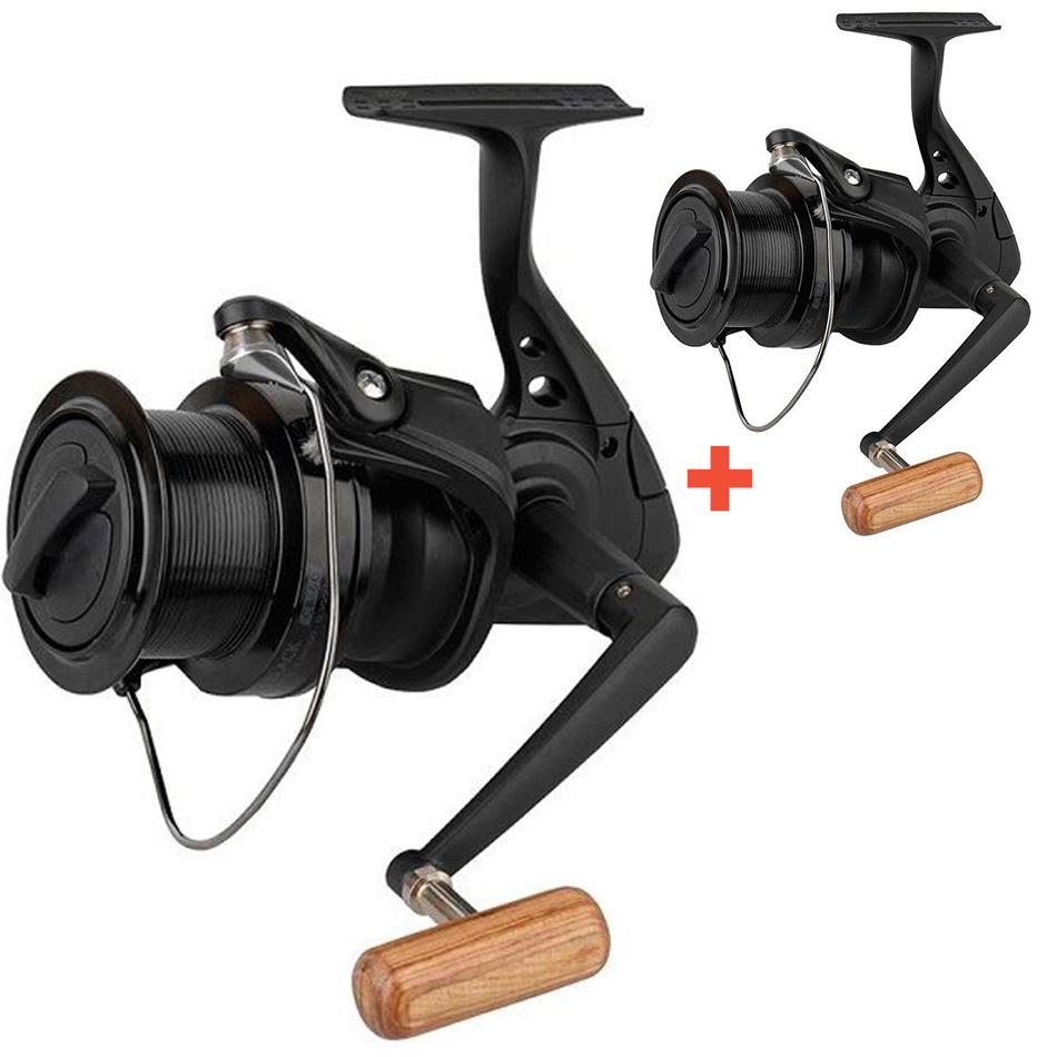 Okuma navijak custom black cb 60 akčný set 2 ks