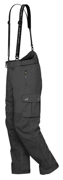 Geoff anderson kalhoty urus 5 čierne - veľkosť xxxxl