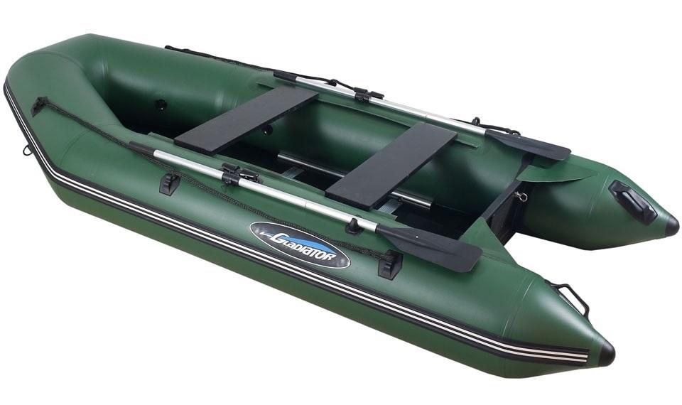 Gladiátor čln nafukovací ak300 zelený