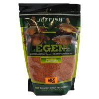 Jet Fish PVA mix 1 kg - chilli tuna/chilli