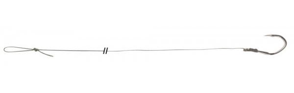 Uni cat nádväzec power hook rig 100 cm-velikost háčku 4/0 nosnost 85 kg