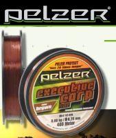 Pelzer Vlasec Executive Carp Line Brown 1200 m-Priemer 0,35 mm / Nosnosť 12,5 kg