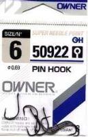 Owner háčik s očkom 50922 - Veľkosť 6