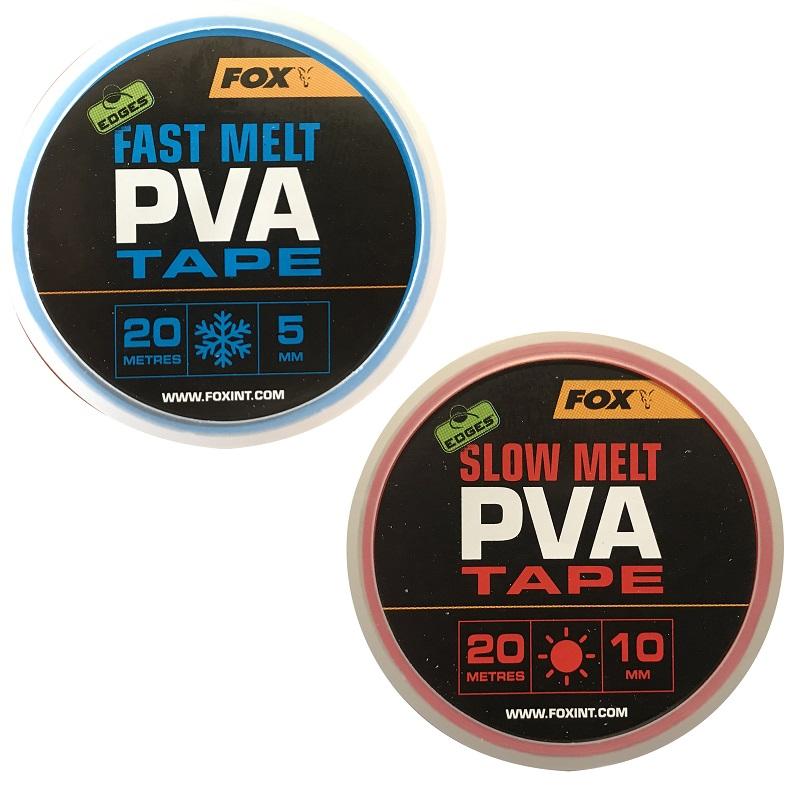 Fox pva páska edges melt pva tape-20 m 5 mm