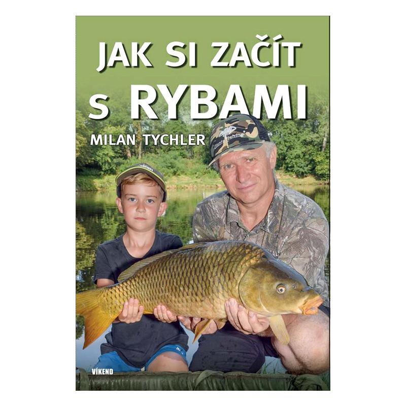 Kniha ako začať s rybami