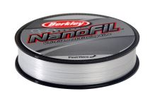 Berkley Vlasec Nanofil Clear 125 m-Priemer 0,17 mm / Nosnosť 9,723 kg
