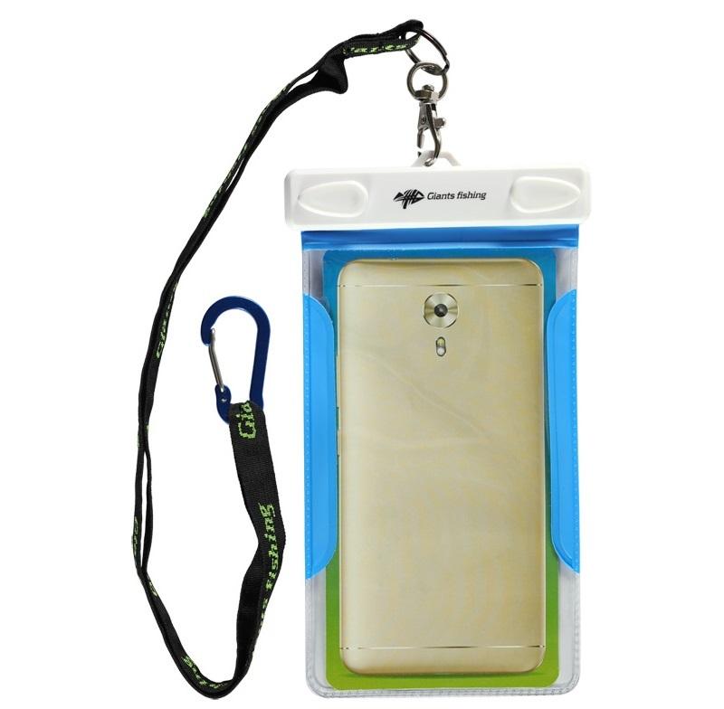 Giants fishing vodotestné púzdro na telefón water proof phone bag