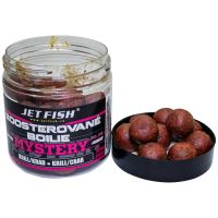 Jet Fish Boosterované Boilie Mystery Krill/Krab 24 mm 250 ml