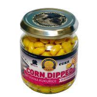 LK Baits Dipovaná Kukurica 220 ml-world record carp corn