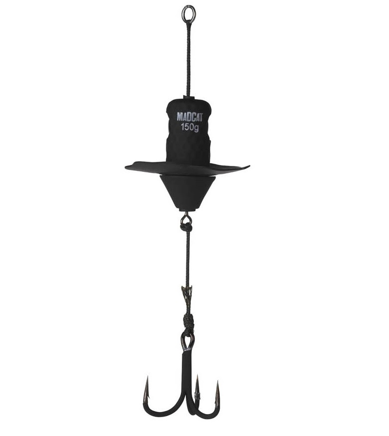 Madcat a-static silent teaser black-100 g