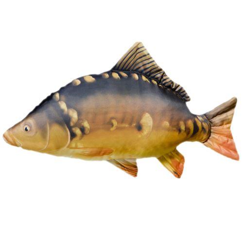 Gaby Plyšová Ryba Kapor Lysec Giant 90 cm