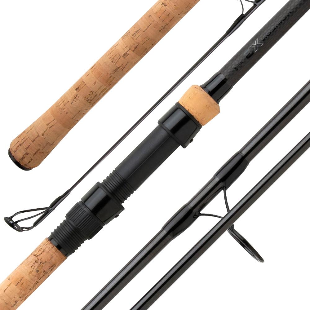 Fox prút horizon x3 cork handle 3,66 m (12 ft) 3 lb