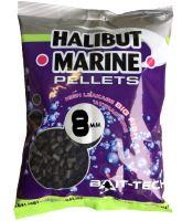Bait-Tech pelety bez dierky 6 mm 900 g - Marine