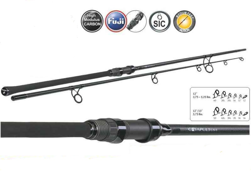 Sportex prút catapult cs-3 carp 3,66 m (12 ft) 2,75 lb