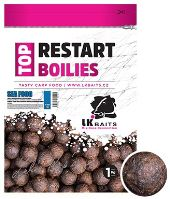 LK Baits Boilie Top ReStart Sea Food - 1 kg 20 mm