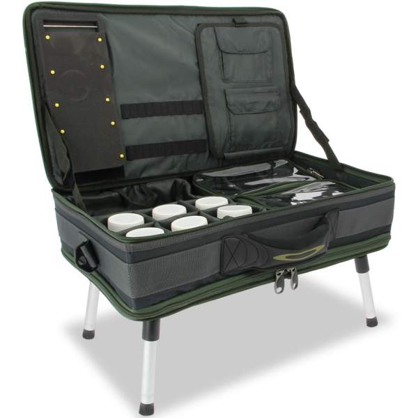 Ngt stolík s kufrom carp bivvy table system