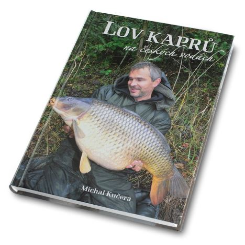 Kniha Lov kaprov na českých vodách