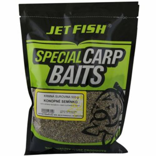 Jet Fish Konopné Semienko 500 g