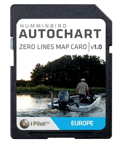 Humminbird sd karta autochart z line card