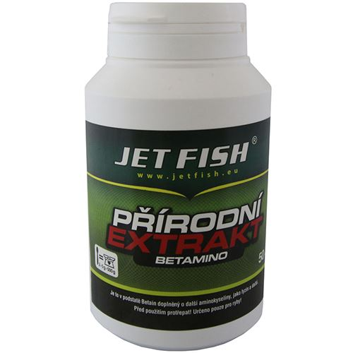 Jet Fish Prírodný Extrakt Betamino