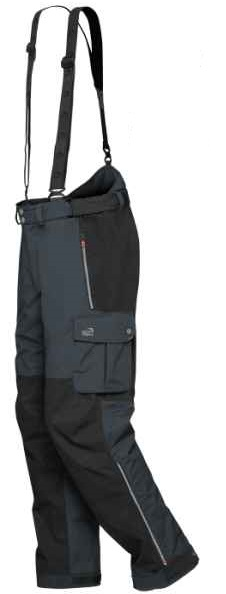 Geoff anderson nohavice urus 6 čierne - veľkosť l