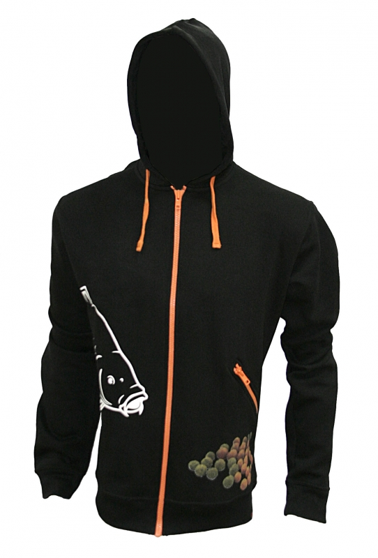 Zfish mikina hoodie distance casting-veľkosť l