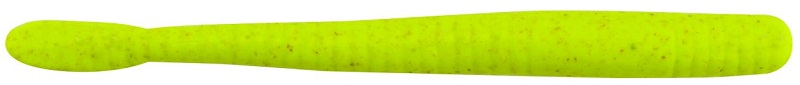Berkley gumová nástraha dážďovka gulp fry chartreuse-15 cm