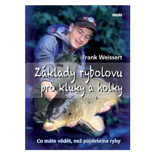 Kniha základy rybolovu pre chlapcov a dievčatá