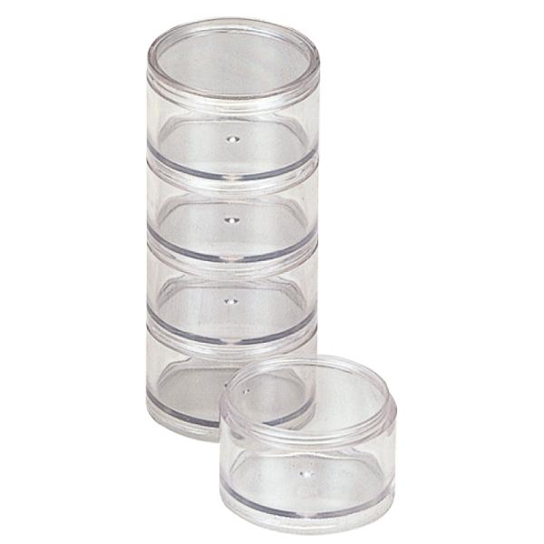 Meiho rybársky box round case m 5 ks