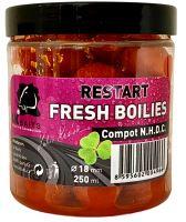 LK Baits Boilie Fresh Restart Compot NHDC - 18 mm 250 ml