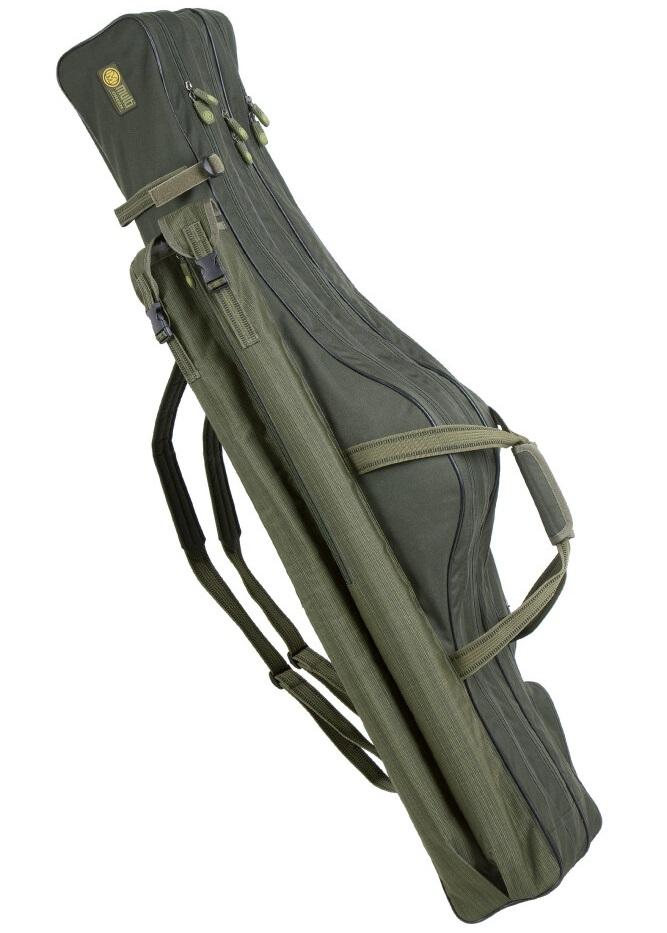 Mivardi obal na prúty multi green trojkomorový - 145 cm