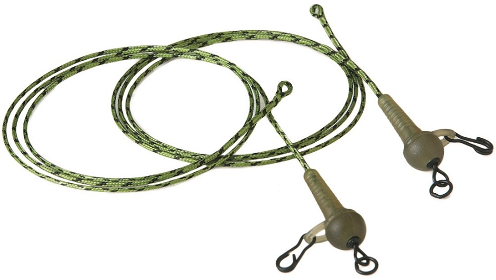 Extra carp montáž exc lead core system with safety sleeves