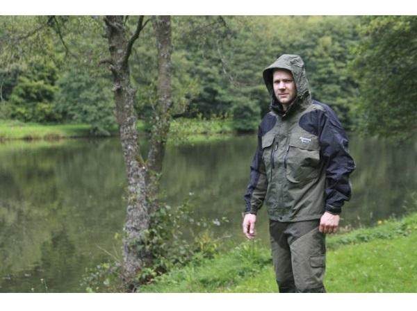 Anaconda bunda s kapucňou cyclon jacket ii-veľkosť xxxl
