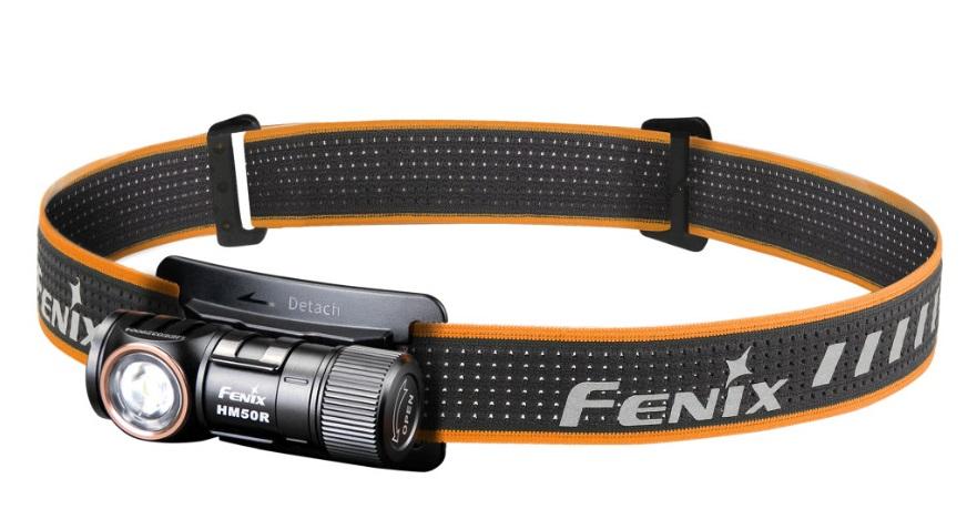 Fenix nabíjacia čelovka hm50r v2.0