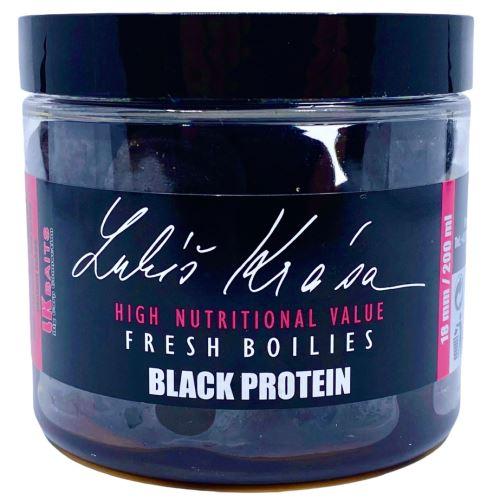 LK Baits Boilie Fresh Lukáš Krása Black Protein