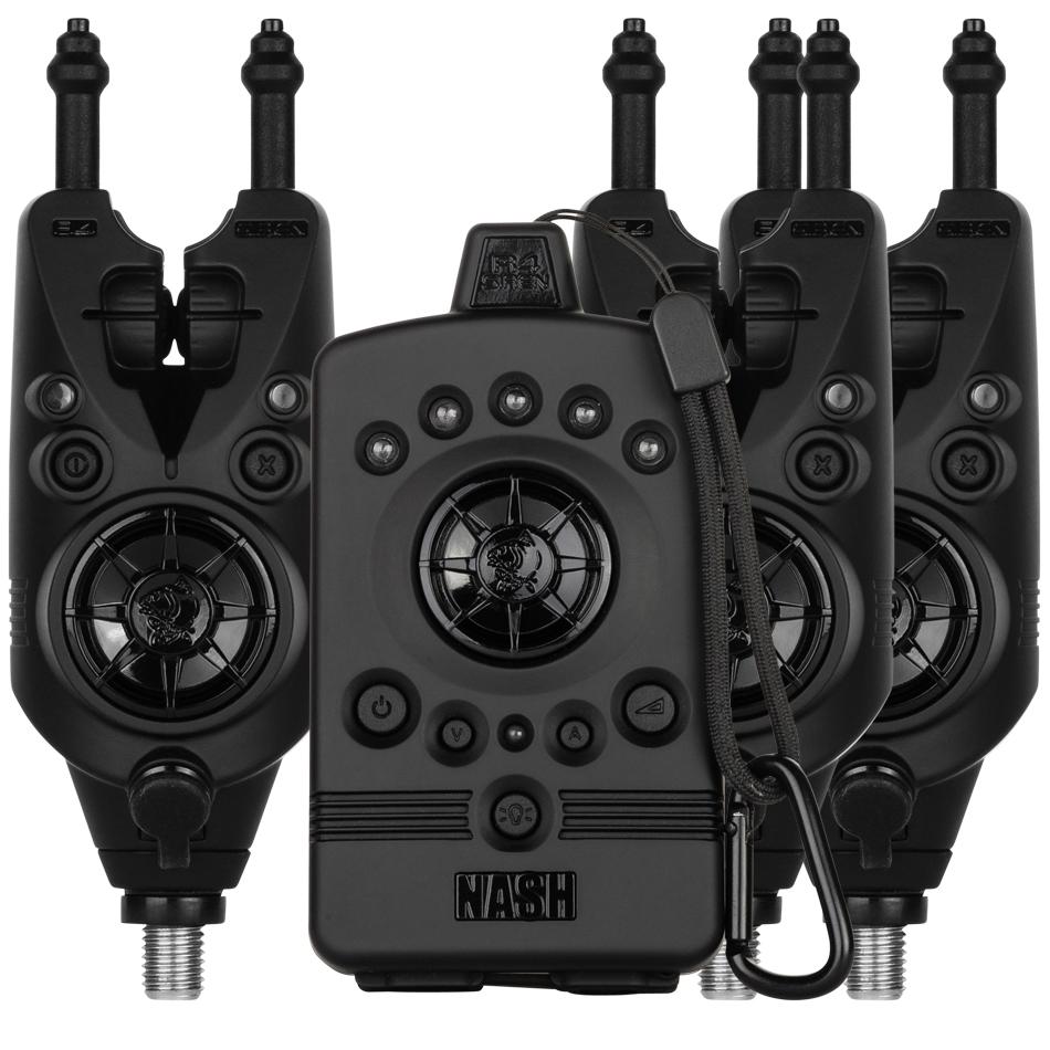 Nash sada signalizátorov záberu siren r4 alarm - 3+1
