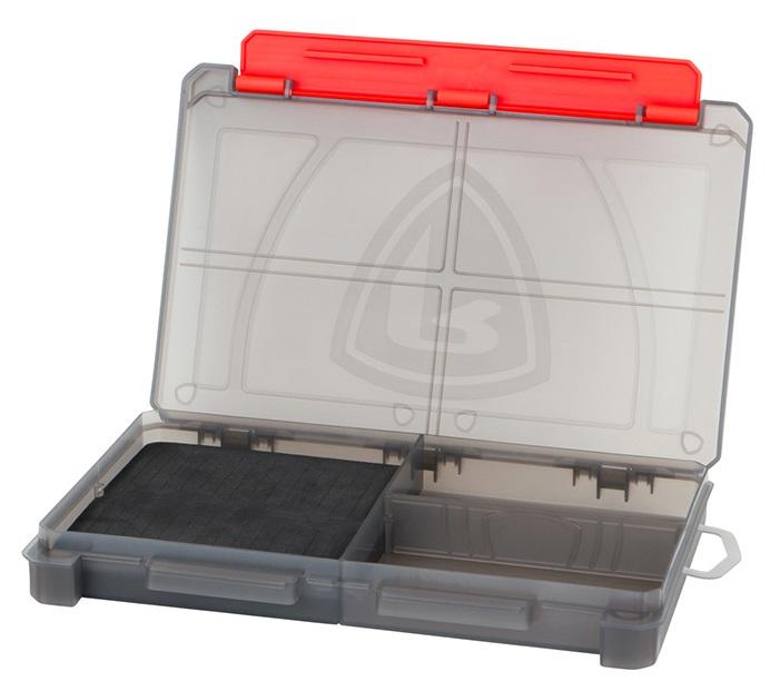 Fox rage krabička compact storage box-veľkosť s / 140x115.2x25.5 mm