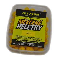 Jet Fish mäkčené peletky 20g-Brusinka