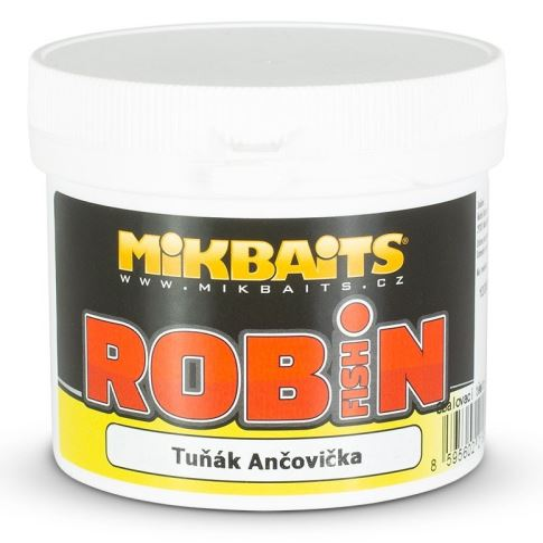 Mikbaits cesto Robin Fish Tuniak Ančovička 200g