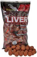 Starbaits Boilie Red Liver-20 mm 1 kg
