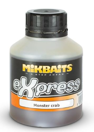 Mikbaits Booster Express Monster Crab 250 ml