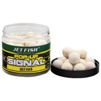 Jet Fish Signal Pop Up Biele Korenie - 40 g 12 mm